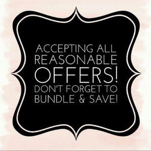 Bundle and make me offer!